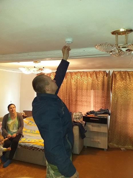 Профилактическая беседа в Муниципальном образовании «Борковское»