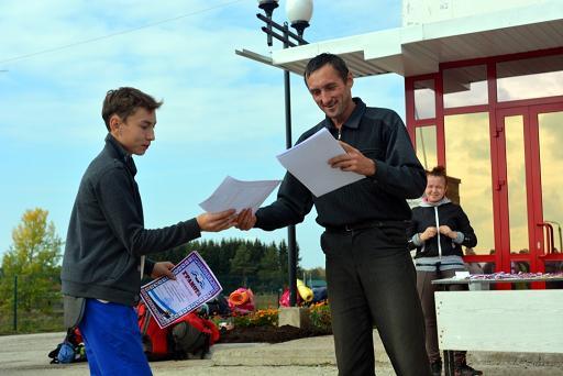 С 20 по 21 сентября в Балезинском районе проходили соревнования среди школьников «Школа безопасности».