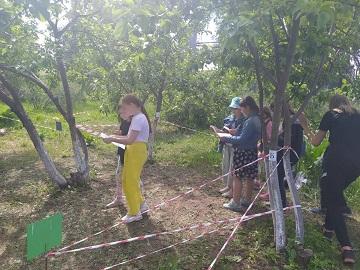 Продолжаются учебно-тренировочные сборы в рамках реализации проекта «Школа юного спасателя 2021»